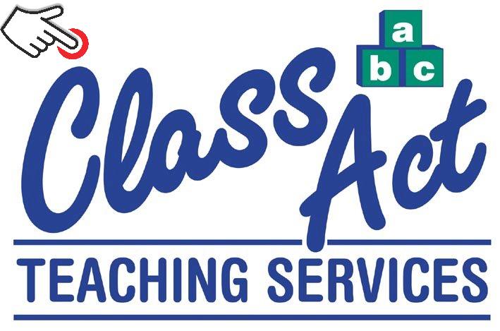 Class Act Teaching Services Website Logo