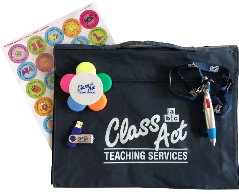 Teacher resources from Class Act Teaching Services